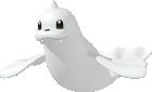 Jugong-Sprite aus Pokédex 3D Pro