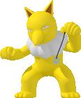 Hypno-Sprite aus Pokédex 3D Pro