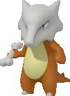 Knogga-Sprite aus Pokédex 3D Pro