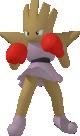 Nockchan-Sprite aus Pokédex 3D Pro