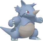 Rizeros-Sprite aus Pokédex 3D Pro