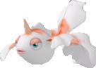 Goldini-Sprite aus Pokédex 3D Pro