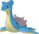 Lapras-Sprite aus Pokédex 3D Pro