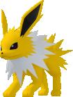 Blitza-Sprite aus Pokédex 3D Pro