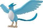 Arktos-Sprite aus Pokédex 3D Pro