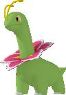 Meganie-Sprite aus Pokédex 3D Pro