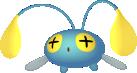 Lampi-Sprite aus Pokédex 3D Pro
