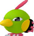 Natu-Sprite aus Pokédex 3D Pro