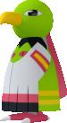 Xatu-Sprite aus Pokédex 3D Pro