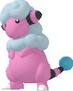 Waaty-Sprite aus Pokédex 3D Pro