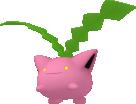 Hoppspross-Sprite aus Pokédex 3D Pro