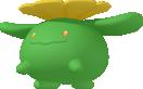 Hubelupf-Sprite aus Pokédex 3D Pro
