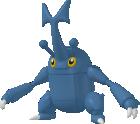 Skaraborn-Sprite aus Pokédex 3D Pro