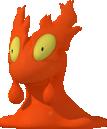 Schneckmag-Sprite aus Pokédex 3D Pro