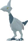 Panzaeron-Sprite aus Pokédex 3D Pro