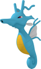 Seedraking-Sprite aus Pokédex 3D Pro