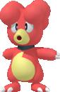 Magby-Sprite aus Pokédex 3D Pro