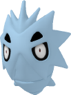 Pupitar-Sprite aus Pokédex 3D Pro