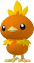 Flemmli-Sprite aus Pokédex 3D Pro