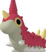Waumpel-Sprite aus Pokédex 3D Pro