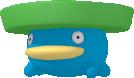 Loturzel-Sprite aus Pokédex 3D Pro