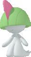 Trasla-Sprite aus Pokédex 3D Pro