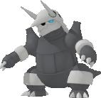Stolloss-Sprite aus Pokédex 3D Pro