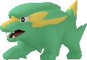 Frizelbliz-Sprite aus Pokédex 3D Pro