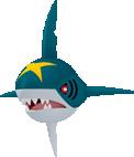 Tohaido-Sprite aus Pokédex 3D Pro
