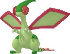 Libelldra-Sprite aus Pokédex 3D Pro
