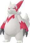 Sengo-Sprite aus Pokédex 3D Pro