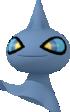Shuppet-Sprite aus Pokédex 3D Pro