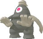 Zwirrklop-Sprite aus Pokédex 3D Pro