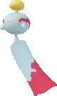 Palimpalim-Sprite aus Pokédex 3D Pro