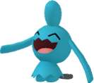 Isso-Sprite aus Pokédex 3D Pro