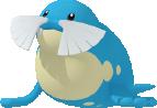Seejong-Sprite aus Pokédex 3D Pro