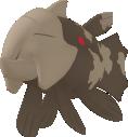 Relicanth-Sprite aus Pokédex 3D Pro