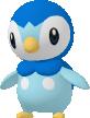 Plinfa-Sprite aus Pokédex 3D Pro