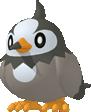 Staralili-Sprite aus Pokédex 3D Pro