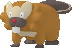 Bidifas-Sprite aus Pokédex 3D Pro