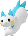 Pachirisu-Sprite aus Pokédex 3D Pro