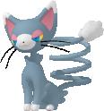 Charmian-Sprite aus Pokédex 3D Pro