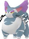 Shnurgarst-Sprite aus Pokédex 3D Pro