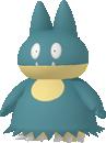 Mampfaxo-Sprite aus Pokédex 3D Pro
