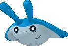 Mantirps-Sprite aus Pokédex 3D Pro