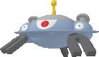 Magnezone-Sprite aus Pokédex 3D Pro