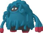 Tangoloss-Sprite aus Pokédex 3D Pro