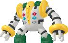 Regigigas-Sprite aus Pokédex 3D Pro