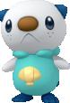 Ottaro-Sprite aus Pokédex 3D Pro