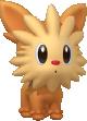 Yorkleff-Sprite aus Pokédex 3D Pro